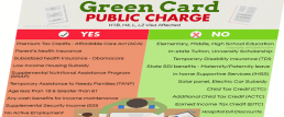 Public Charge benefits